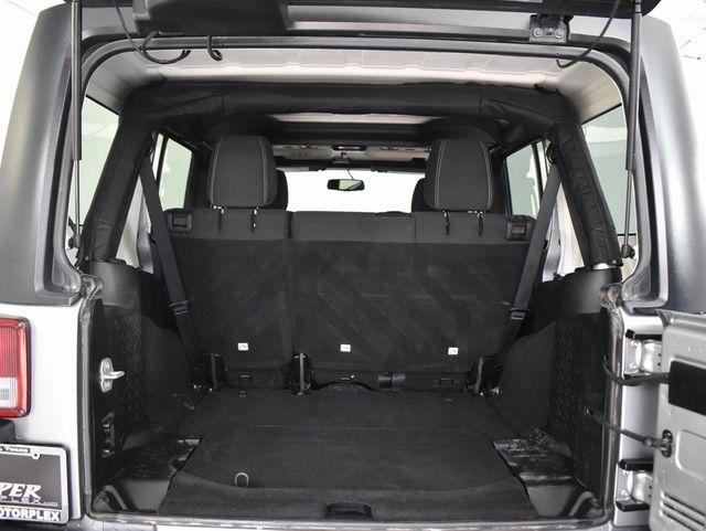 2018 Jeep Wrangler JK Unlimited Sahara NEW LIFT/CUSTOM WHEELS AND TIRES in McKinney, Texas 75070