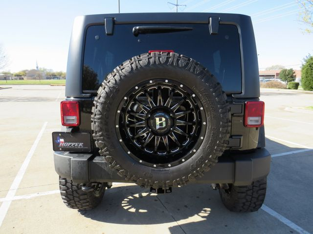 2018 Jeep Wrangler JK Unlimited Willys Wheeler NEW LIFT/CUSTOM WHEELS... in McKinney, Texas 75070
