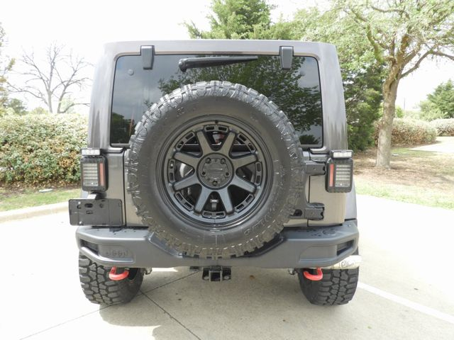 2018 Jeep Wrangler JK Unlimited Rubicon NEW LIFT/CUSTOM WHEELS AND TIRES in McKinney, Texas 75070
