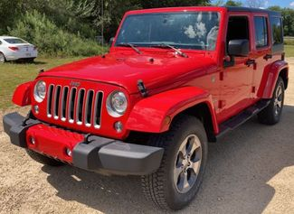 2018 Jeep Wrangler JK Unlimited Sahara in Albuquerque, NM 87106