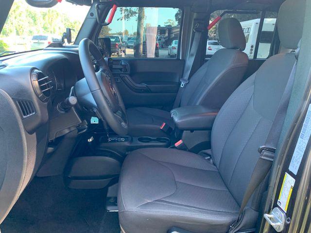 2018 Jeep Wrangler JK Unlimited Sport S in Amelia Island, FL 32034