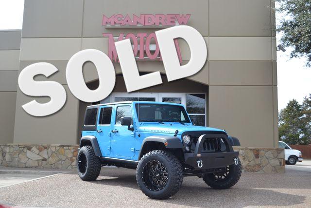 2018 Jeep Wrangler JK Unlimited Rubicon Central Alps in Arlington, TX Texas, 76013