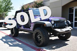 2018 Jeep Wrangler JK Unlimited Rubicon Cenral Alps in Arlington, TX Texas, 76013