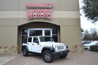 2018 Jeep Wrangler JK Unlimited Rubicon Hardtop in Arlington, TX Texas, 76013