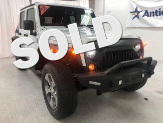 2018 Jeep Wrangler JK Unlimited Sahara | Bountiful, UT | Antion Auto in Bountiful UT