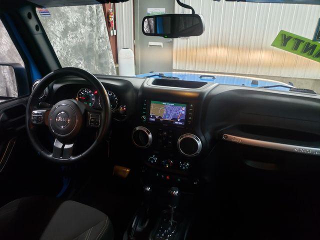 2018 Jeep Wrangler JK Unlimited Sahara in Dickinson, ND 58601