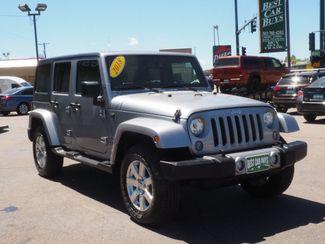 2018 Jeep Wrangler JK Unlimited Sahara Englewood, CO 2