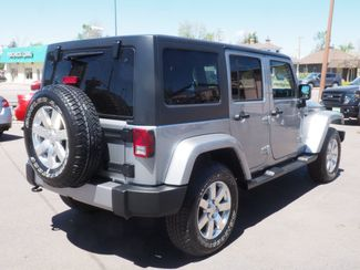 2018 Jeep Wrangler JK Unlimited Sahara Englewood, CO 5