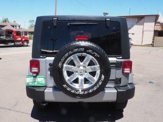 2018 Jeep Wrangler JK Unlimited Sahara Englewood, CO 6