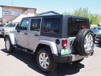 2018 Jeep Wrangler JK Unlimited Sahara Englewood, CO 7