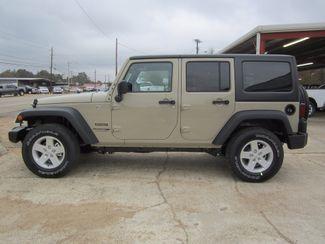 2018 Jeep Wrangler JK Unlimited Sport S Houston, Mississippi 2