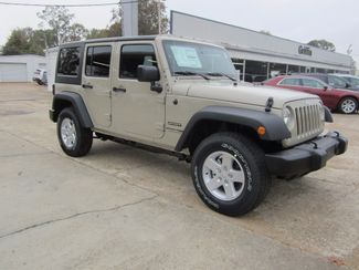 2018 Jeep Wrangler JK Unlimited Sport S Houston, Mississippi 1