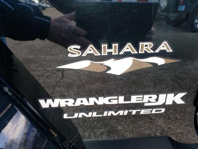 2018 Jeep Wrangler JK Unlimited Sahara Houston, Mississippi 6