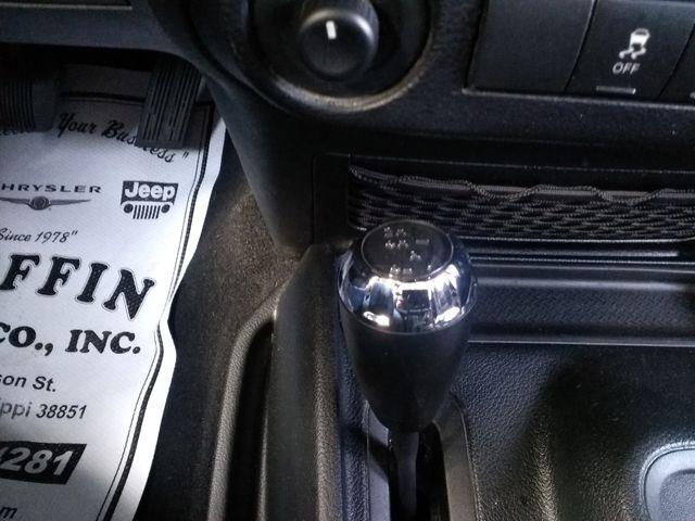 2018 Jeep Wrangler JK Unlimited Sahara Houston, Mississippi 16