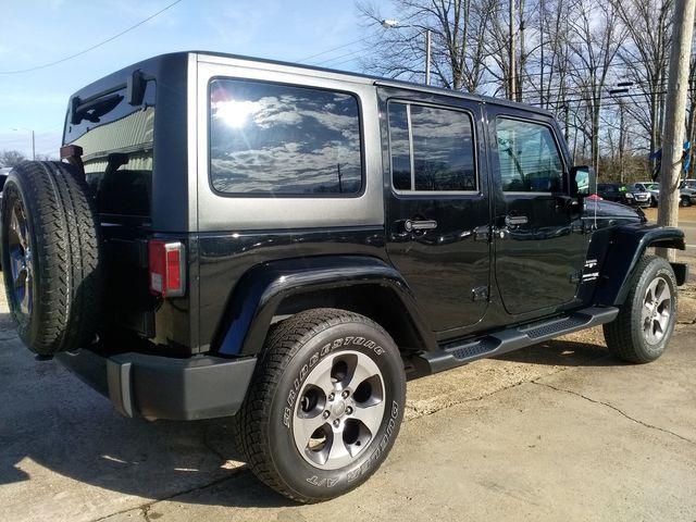 2018 Jeep Wrangler JK Unlimited Sahara Houston, Mississippi 5