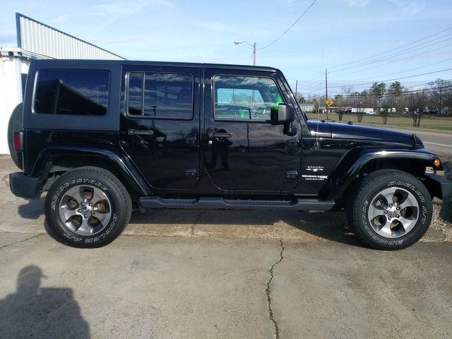 2018 Jeep Wrangler JK Unlimited Sahara Houston, Mississippi 2