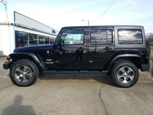 2018 Jeep Wrangler JK Unlimited Sahara Houston, Mississippi 3