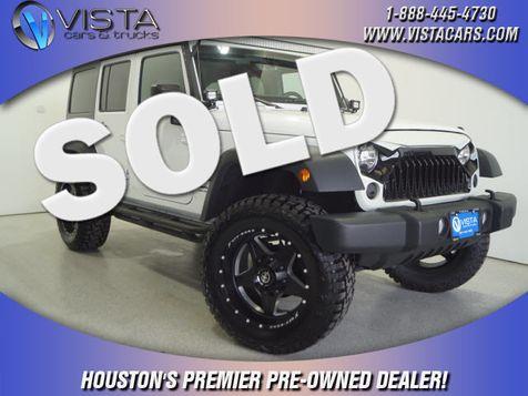2018 Jeep Wrangler JK Unlimited Sport S in Houston, Texas