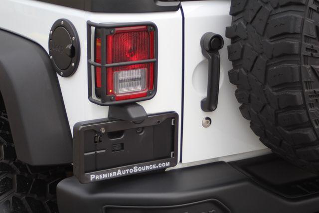 2018 jeep wrangler jk unlimited rubicon recon teraflex lift fuel  wheels, 37's in jacksonville