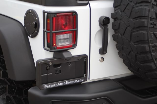 2018 Jeep Wrangler JK Unlimited Rubicon Recon Teraflex Lift Fuel wheels, 37's in Jacksonville , FL 32246