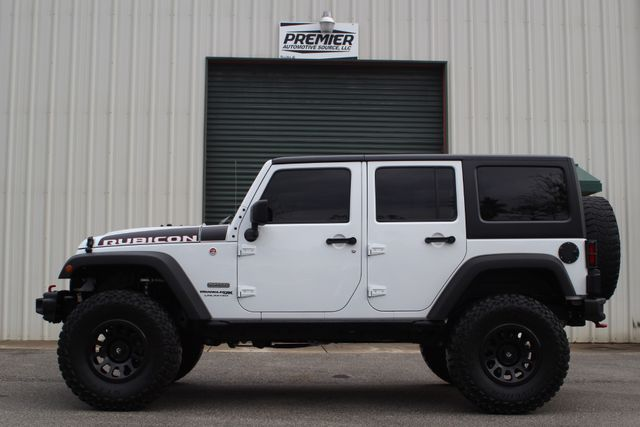 2018 Jeep Wrangler JK Unlimited Rubicon Recon Teraflex Lift Fuel wheels, 37's in Jacksonville , FL 32246