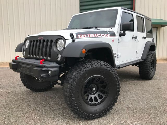 2018 Jeep Wrangler JK Unlimited Rubicon Recon