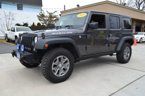 2018 Jeep Wrangler JK Unlimited Rubicon in Lynbrook, New
