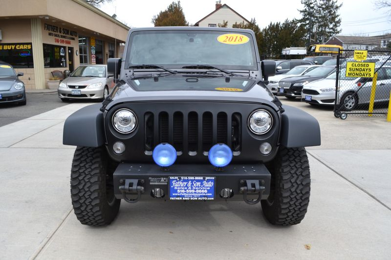 2018 Jeep Wrangler JK Unlimited Rubicon  city New  Father  Son Auto Corp   in Lynbrook, New