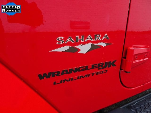 2018 Jeep Wrangler JK Unlimited Sahara Madison, NC 12