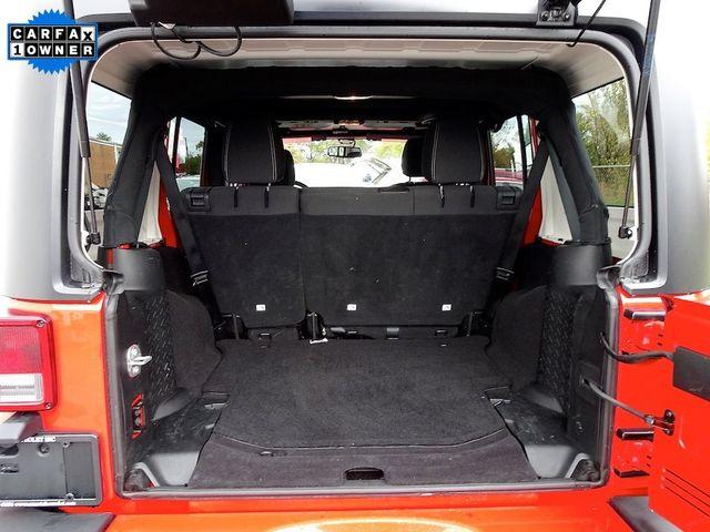 2018 Jeep Wrangler JK Unlimited Sahara Madison, NC 15