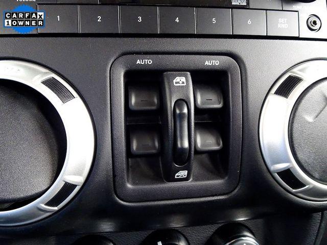 2018 Jeep Wrangler JK Unlimited Sahara Madison, NC 20