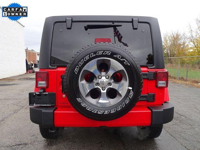 2018 Jeep Wrangler JK Unlimited Sahara Madison, NC 3