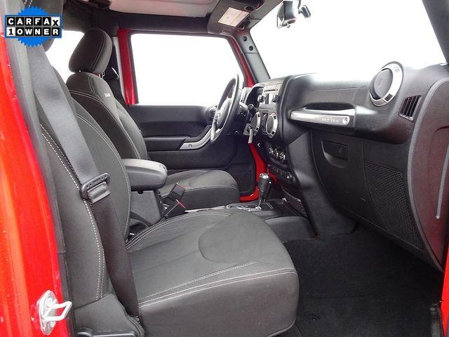 2018 Jeep Wrangler JK Unlimited Sahara Madison, NC 40