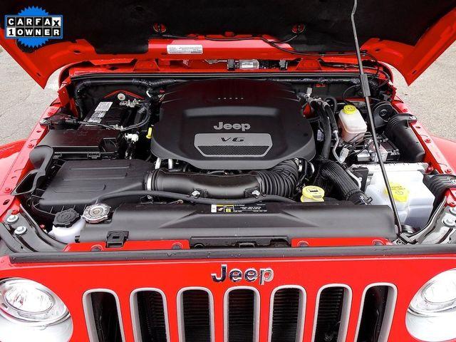 2018 Jeep Wrangler JK Unlimited Sahara Madison, NC 43