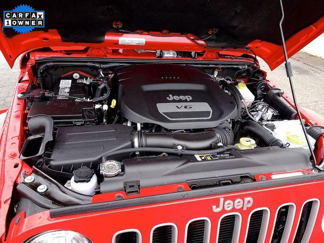 2018 Jeep Wrangler JK Unlimited Sahara Madison, NC 44