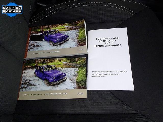 2018 Jeep Wrangler JK Unlimited Sahara Madison, NC 46