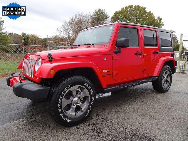 2018 Jeep Wrangler JK Unlimited Sahara Madison, NC 6