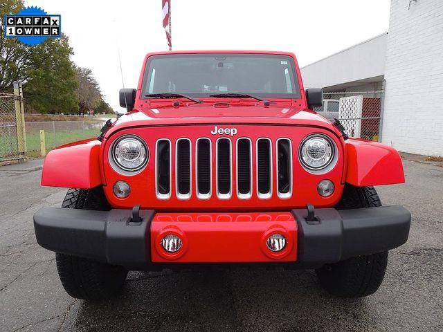 2018 Jeep Wrangler JK Unlimited Sahara Madison, NC 7