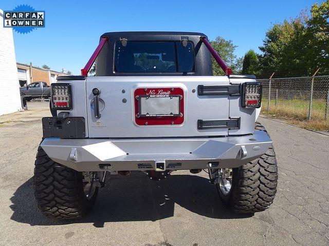 2018 Jeep Wrangler JK Unlimited Sport Madison, NC 2