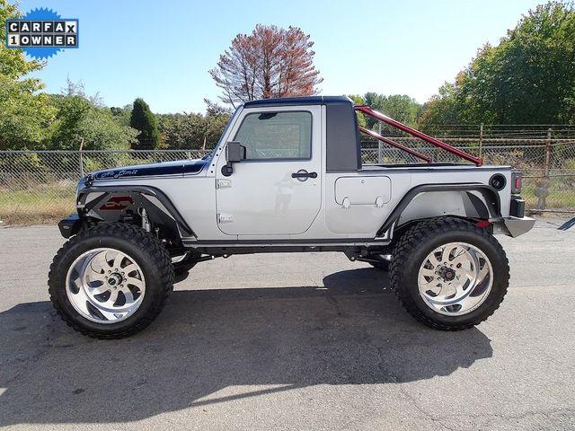 2018 Jeep Wrangler JK Unlimited Sport Madison, NC 4