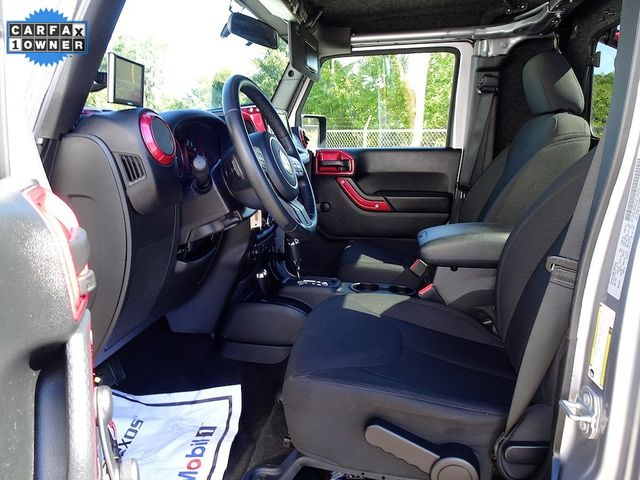 2018 Jeep Wrangler JK Unlimited Sport Madison, NC 37