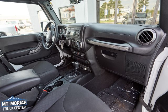 2018 Jeep Wrangler JK Unlimited Sport S in Memphis, Tennessee 38115