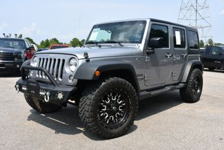 2018 Jeep Wrangler JK Unlimited Sport S in Memphis, Tennessee 38128