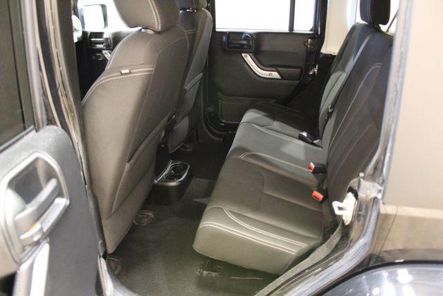 2018 Jeep Wrangler JK Unlimited Sahara in Roscoe, IL 61073