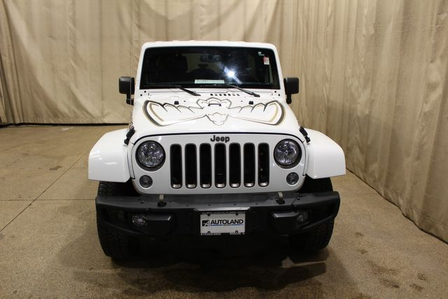 2018 Jeep Wrangler JK Unlimited Golden Eagle 4x4 in Roscoe, IL 61073
