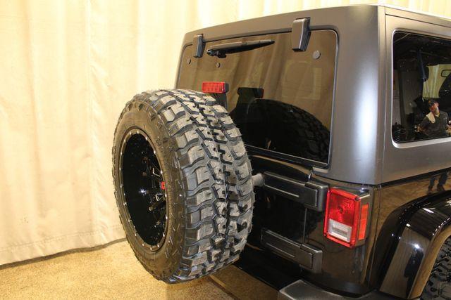 2018 Jeep Wrangler JK Unlimited Sahara 4x4 Sahara in Roscoe, IL 61073