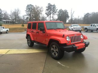 2018 Jeep Wrangler JK Unlimited Sahara Sheridan, Arkansas 1
