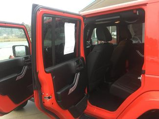 2018 Jeep Wrangler JK Unlimited Sahara Sheridan, Arkansas 5