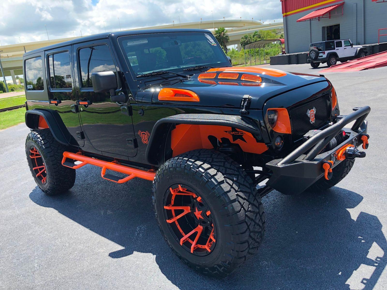 jeep wrangler jk unlimited rubicon leather hardtop heated seats nav florida bayshore automotive