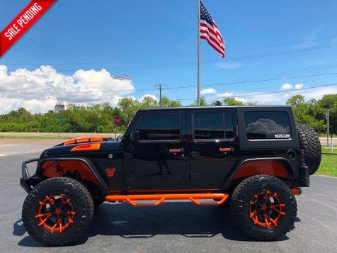 2018 Jeep Wrangler JK Unlimited RUBICON LEATHER HARDTOP HEATED SEATS NAV in , Florida